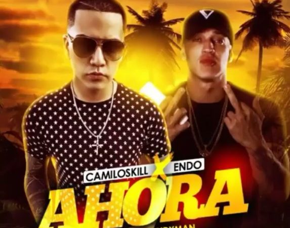 Camiloskill Ft. Endo – Ahora [Video lirycs] + Mp3 ?