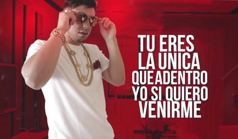 Kazniel Ft. Carlitos Rossy – No Quiero Verte Llorar (Video Lyrics)