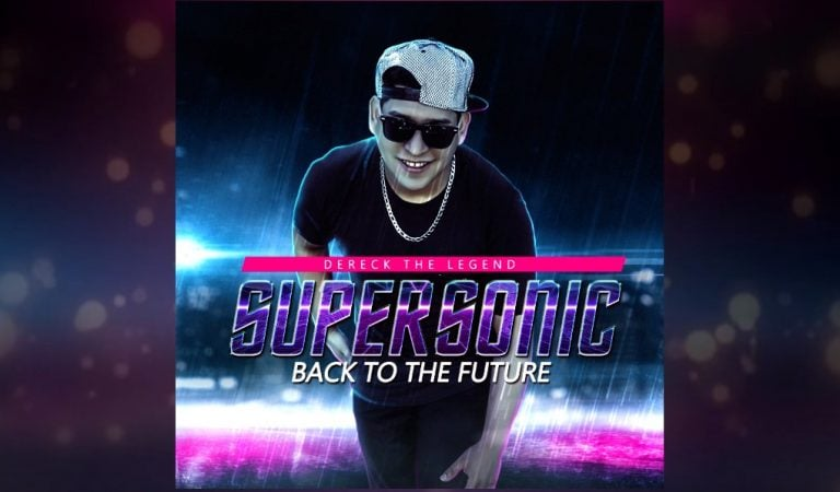 Dereck The Legend – Supersonic (Back To The Future) (Full Álbum) 2018