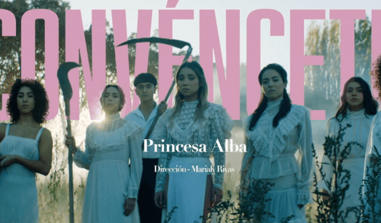 Princesa Alba – Convéncete (Video Oficial)
