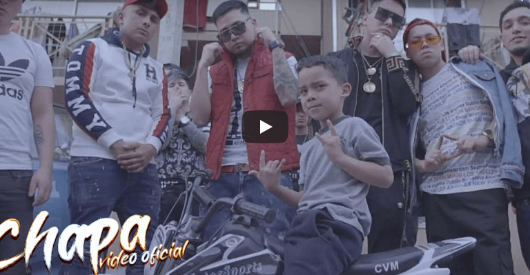 Chapa 🍑 – Camiloskill ❌ Fat Broka ❌ Young Caris ❌ Basty Corvalane x❌JR el Terrible (Video Oficial)