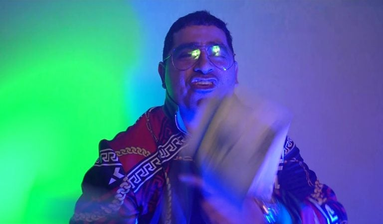 Chama king – Del Barrio (Official video)