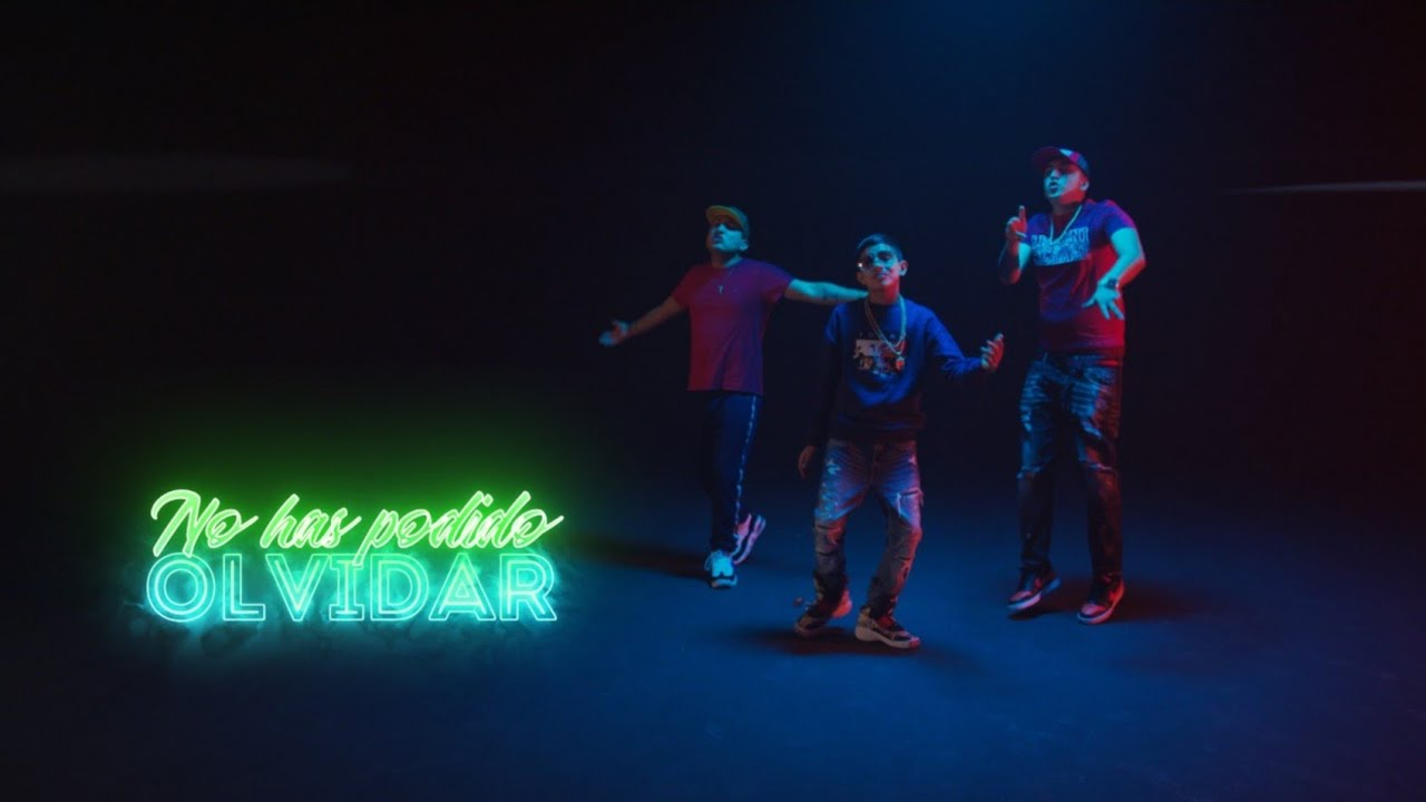 No has podido olvidar (Video)