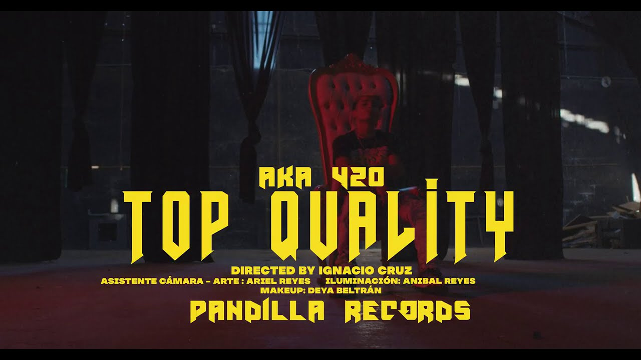 Top Quality (Video Oficial)