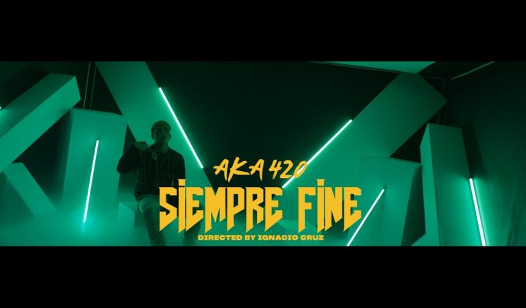 AK4:20 – SIEMPRE FINE – (PRODBY MAGIC ON THE BEAT)
